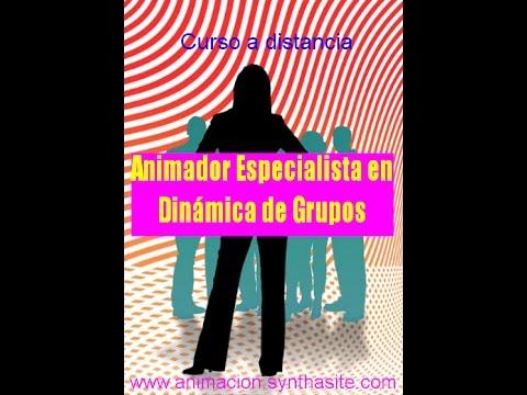 Curso Animador Especialista en Dinamica de Grupos