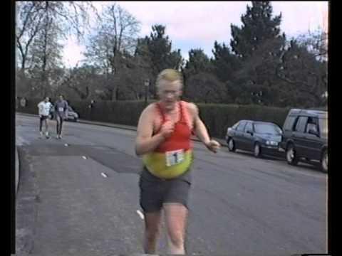 Stock Exchange 7 mile walking championships January 1995