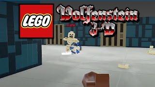LEGO Wolfenstein 3D