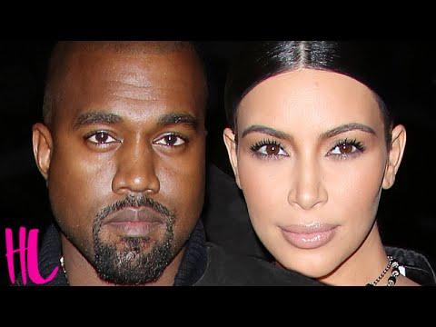 Kim Kardashian Reacts To Kanye West Divorce Rumors