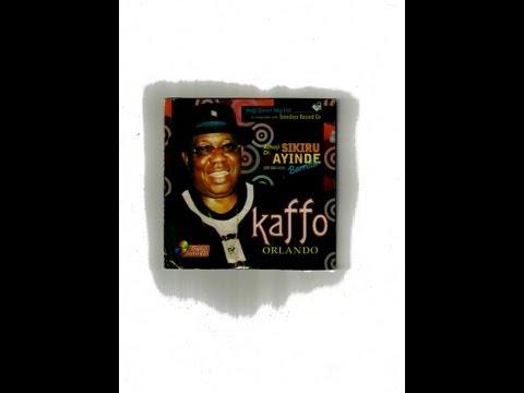 Dr Aare Sikiru Ayinde Barrister Agbajelola Balogun Mr Fuji kaffo orlando  Live Play video