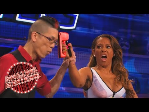 America?s Got Talent 2014 - The Most Dangerous Illusions of the Year