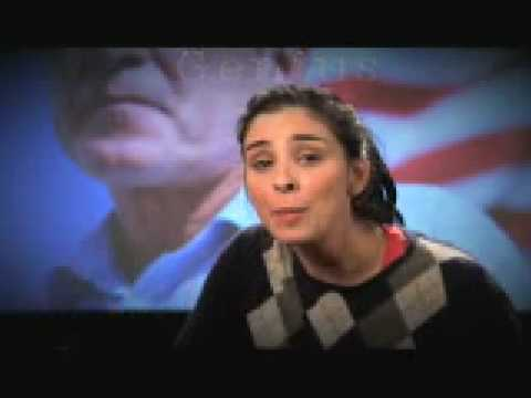 Sarah Silvermans Farewell to Bush Music Videos