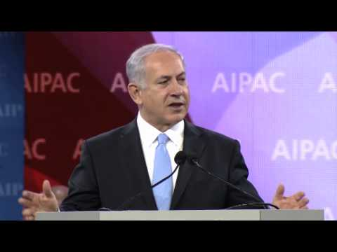 PM Netanyahu's Keynote Speech at AIPAC Conference