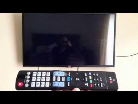 Televisor LG 42LN5700 se apaga y prende sólo