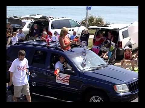 Flagler Beach 4th of July Parade 2012