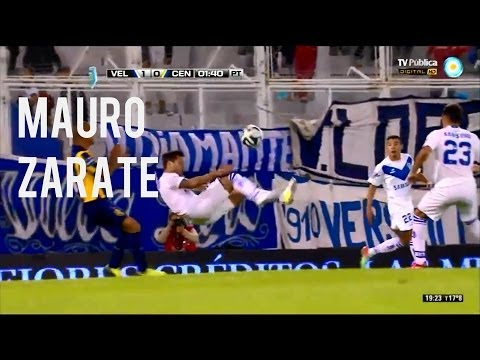 Mauro Zárate : Mejores Jugadas, Pases & Goles ●2014 ||HD||