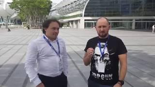 Интервью Василя Газизулина с владельцем франшизы сети барбершопов TOPGUN