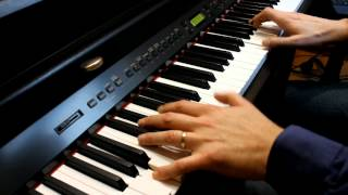 Fran Walsh & Howard Shore - In Dreams - Lord of the Rings - Piano Solo - Revisited - HD