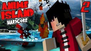 TAKE IT BACK!    Hardcore Anime Island Modpack Episode 2 (Minecraft Island Hardcore)