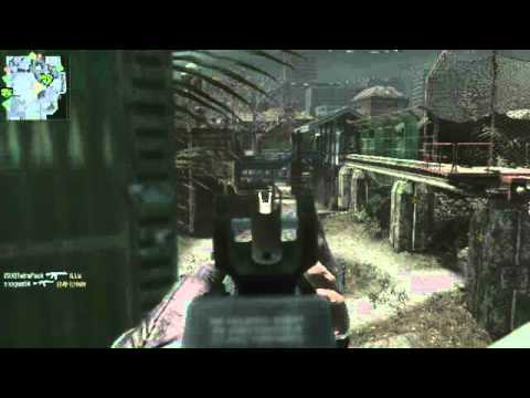 CoD Black Ops Mp Gameplay Escalation Zoo Commando