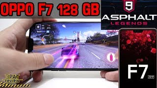 ||| OPPO F7 & OPPO F7 128GB เล่น Asphalt 9 ได้ไหม