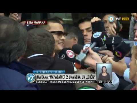 Visión 7 - Maidana: