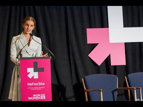 La actriz británica Emma Watson fue aplaudida en la sede central de la ONU en Nueva York (Estados Unidos) tras pronunciar un discurso en favor de la igualdad de derechos entre los hombres y las mujeres en el marco de la campaña 'HeForShe'. (Video: YouTube)