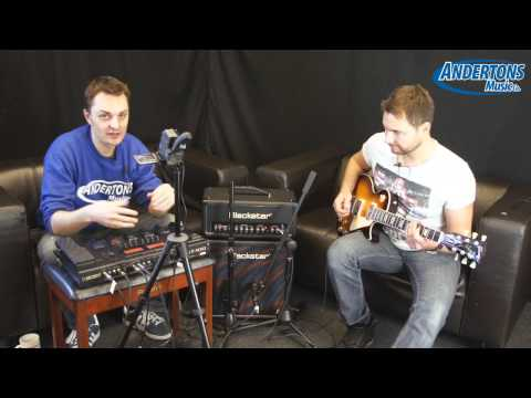 Using a Boss GT100 with your Tube Amp via the 4 Cable Method