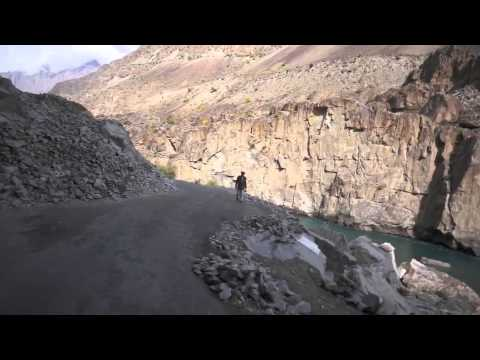 Driving Gilgit with Kamran.m4v