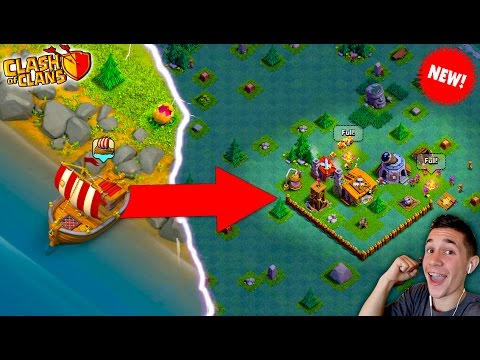 NEW CLASH OF CLANS UPDATE! NIGHT MODE. NEW BASE + MORE! THIS IS SICK YO!