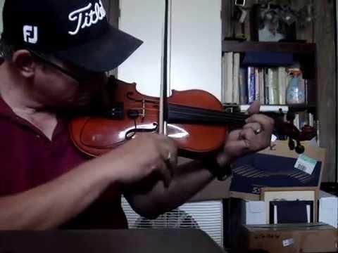 Pimp My Cheap Violin