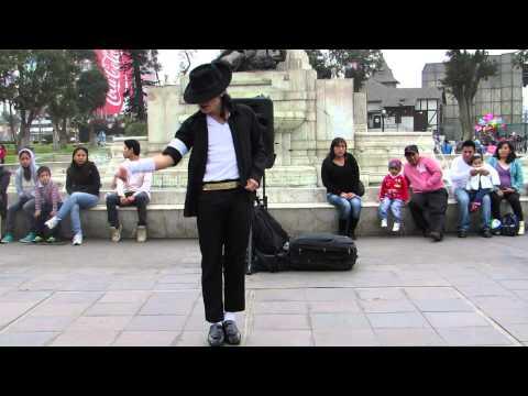 Download Michael Jackson Peruano Jhon Palacios: Panther Dance Mp4 baru