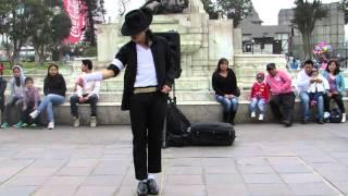 Michael Jackson Peruano Jhon Palacios: Panther Dance
