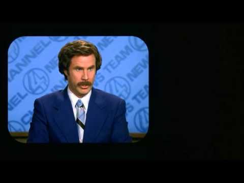 I don't believe you - Anchorman