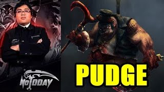 SmAsH Dota 2 Pudge 7052 MMR | Gameplay