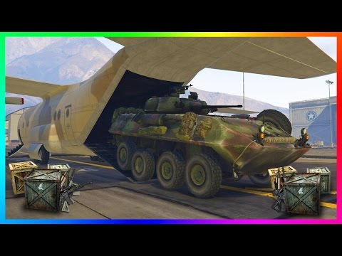 GTA ONLINE GUNRUNNING UPDATE VEHICLES HIDDEN ON ROCKSTAR'S WEBSITE? LET'S FIND OUT! (GTA 5 DLC)