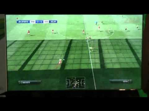 GC 2011: Gramy w FIFA 12