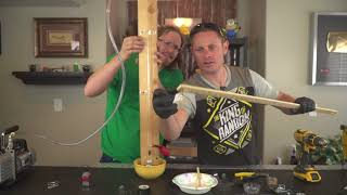 Making a Barometer With King of Random