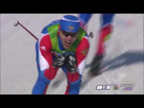 XXI Зимние Олимпийские игры. Личный спринт. Крюков, Панжинский