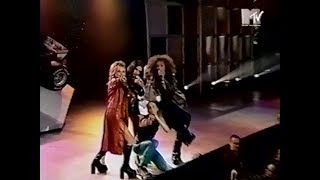 Spice Girls - West McLaren Mercedes Team Launch (Feb. 13th, 1997)