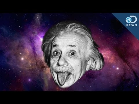 New Star Proves Einstein is a Badass