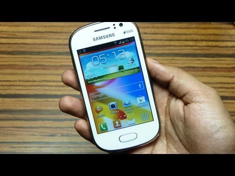 Samsung Galaxy Fame Duos S6812 Price, Specifications & Features