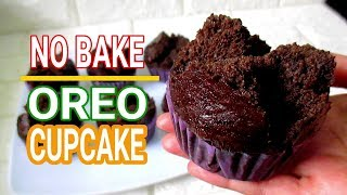How to Make Oreo Cupcakes Recipe No Bake Dessert