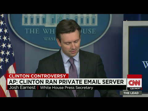 Hillary Clinton's email fallout deepens