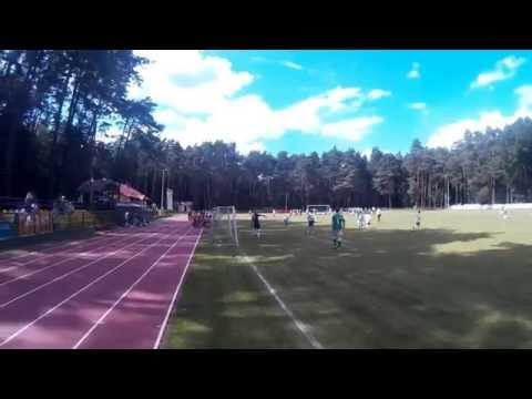 Europejski Festiwal Ludzi - Zawody Sportowe - Piłka Nożna 23.07.2015r.