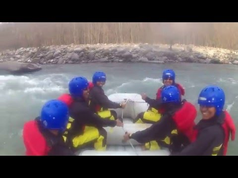 Kullu White Water rafting in Beas River - 1