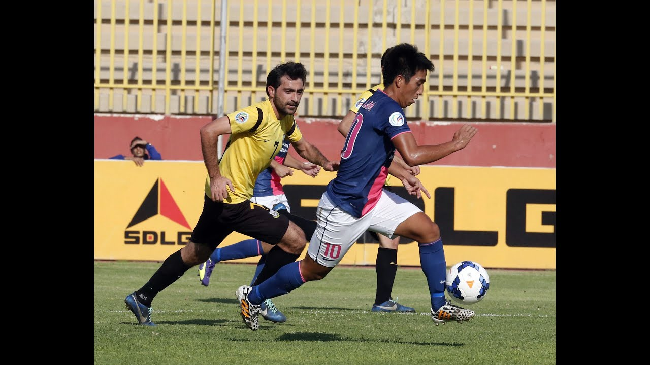 Arbil 1-1 Kitchee