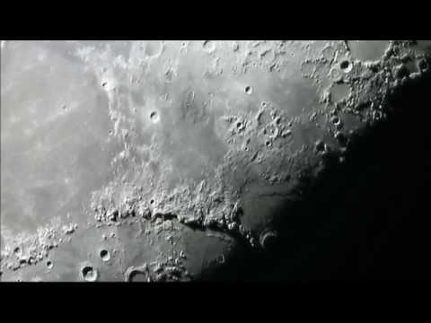 Der Mond am 31.1.2012 mit Bilder! FULL HD 1080p!!!