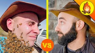 BEE BEARD vs MAN BEARD?