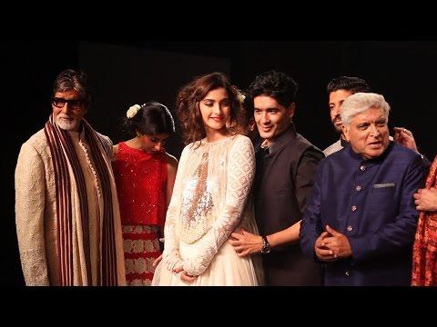 5th Annual Mijwan Fashion Show | Amitabh Bachchan | Sonam Kapoor | Sonakshi Sinha | Farhan Akhtar