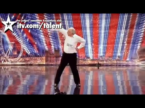 Funniest audition on britains got talent!!!