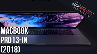 New MacBook Pro 13-in (2018): 8th Gen Quad Core CPU & True Tone Display