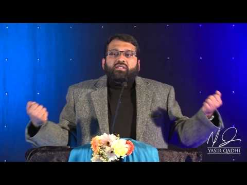 Should Muslims in the West go to Syria and join the Jihad? ~ Dr. Yasir Qadhi
