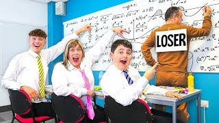 8 WAYS TO PRANK YOUR SCHOOL TEACHER!