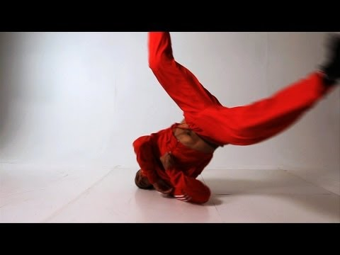 Bboy Dance Moves: How to Do a No-Handed Windmill | Break Dancing