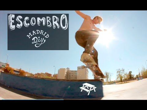ESCOMBRO DIY PARK MADRID | OG´S PICNIC SKATESHOP