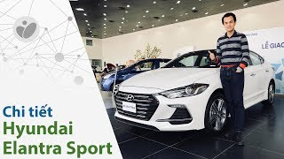 Chi tiết Hyundai Elantra Sport giá 729 triệu đồng   Xe.tinhte.vn