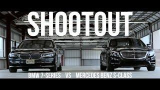 Shootout: BMW 7 Series vs. Mercedes S-Class | A luxury motoring battle