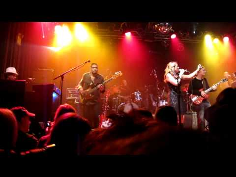 Tedeschi Trucks Band- Uptight (Everything's Alright) (Highline Ballroom- Wed 4/13/11)